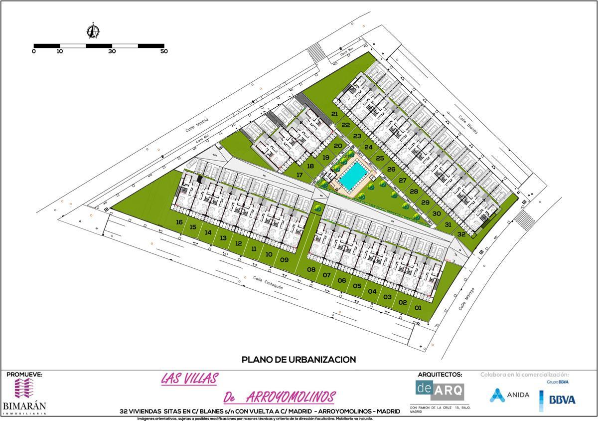 Bimar n for Planos de viviendas unifamiliares